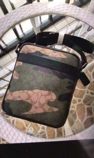 Coach Camouflage Body bag