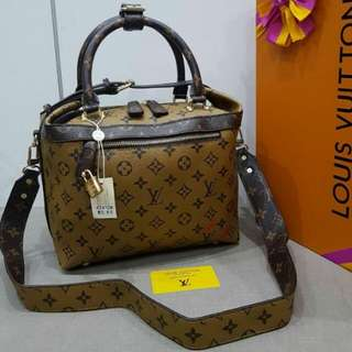 Louis Vuitton City Cruiser Reverse Monogram