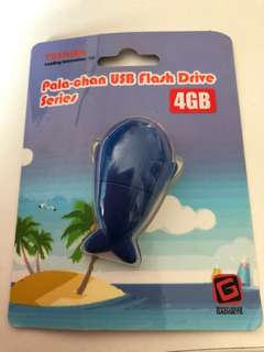 BN Toshiba 4GB Mini Kujiran Flash Memory Drive