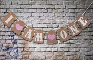 BN I am one banner