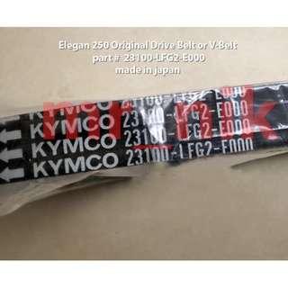 ME250 Modenas Elegan 250 Drive Belt
