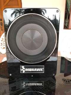 Mohawk subwoofer utk dijual