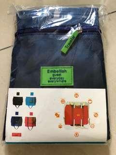 旅行袋手提袋 行李箱袋子 購物袋 拉桿 出國 旅行 長途