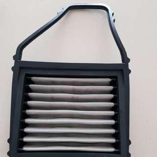 Hurricane filter for Honda Civic ES5