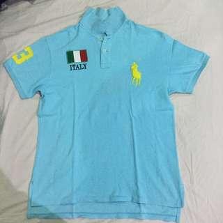 Ralph Lauren Italy Custom Fit Large