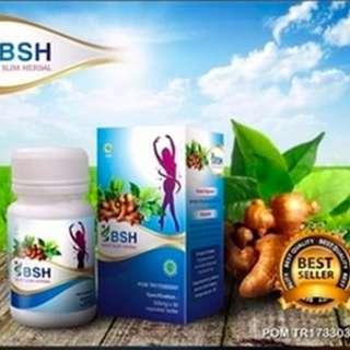 BSH ~ Body Slim Herbal ~ NEW SEGEL ~ BISA di TRACK