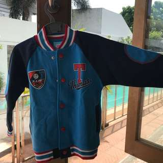 Thomas and Friend Jacket
