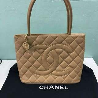 Preloved Chanel Medallion Tote