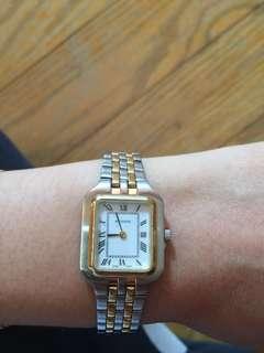正貨 Bucherer watch 手錶