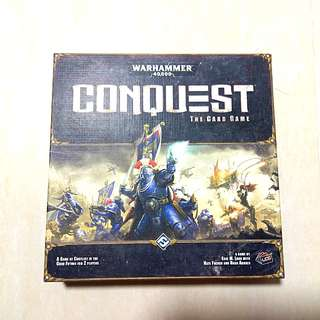 Warhammer 40,000 Conquest + Expansion (Sleeved)