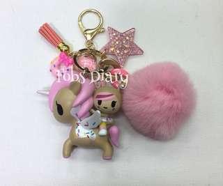 [For sale]Tokidoki Soulmates Fob Bag Charm