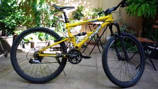GT Full Suspension MTB