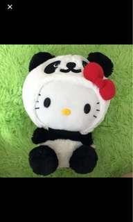 Hello Kitty Panda Sanrio Plush Toy
