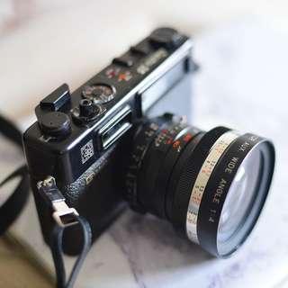 Yashica 35 GTN (Film Camera)