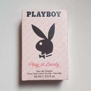 Playboy perfume