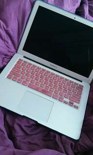 """Rose gold keyboard protection for 13"""" MacBook Pro"""