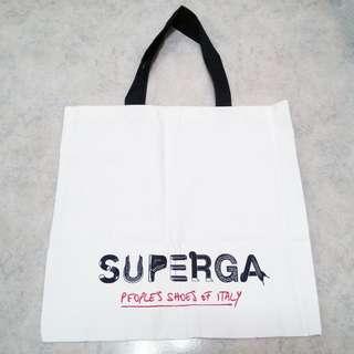Superga tote bag shoulder sling men / man vans off the wall H&M uniqlo abercombie