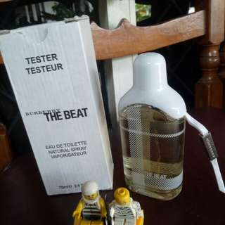 Parfum the beat (tester with cap)