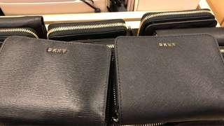 D.K.N.Y. Short Wallet with tag