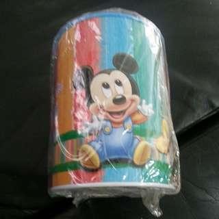 Mickey & pluto coin bank