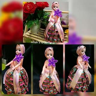 Muslimah Sweet Doll as Gifts