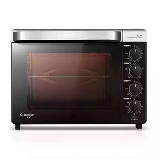 烘焙工具焗爐Size:32L,預訂需時,過數後3天至7天有貨,多謝