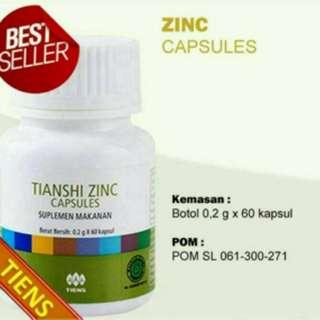 Zinc Tiens Original