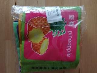 BNIP soft Chinese book for newborn fruits