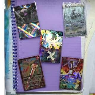 (先閱讀商品描述) BS card battle spirits set 10 不設散賣