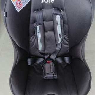Joie Tilt child car seat ages baby to 4