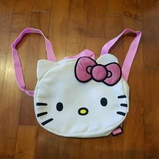 Hello Kitty backpack for toddlers