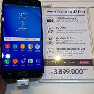 Samsung j7 pro kredit