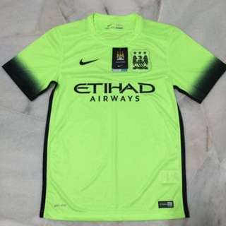Nike Men's Dri-Fit Manchester City Jersey (Size S)
