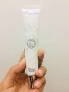 Loreal true match blur cream