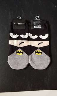 Kiss Socks - Batman