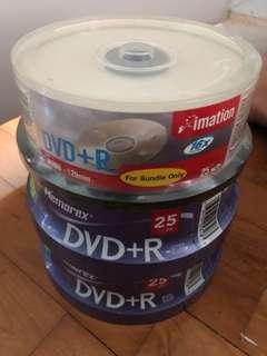 DVR disc