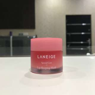 LANEIGE Lip Sleeping Mask ( Full Size ) NEW WITH BOX NET PRICE