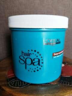 Loreal Hair Spa Deep Nourishing Creambath