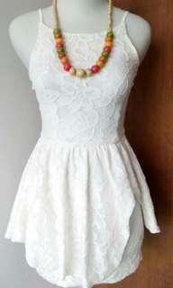 White dress 👗 3