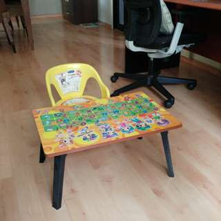 Child/Toddler Table & Chair
