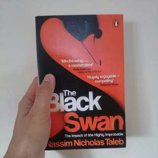 The Black Swan The Impact of Highly Improbable
