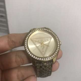 Preloved GUESS Woman Watch GOOD DEAL