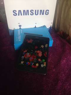 Samsung Tab A with Spen and Simslot