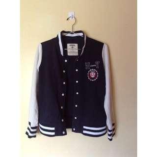 Crissa Varsity Jacket