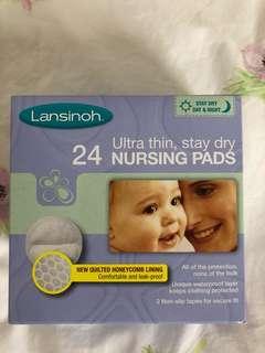 Lansinoh nursing pads (box of 24)