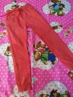Pink Jagger Pants
