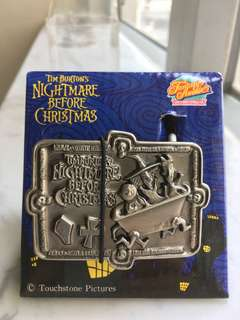 皮帶扣 Nightmare before Christmas