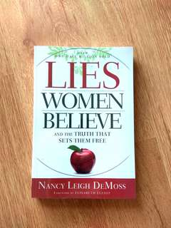 Lies women believe Nancy Leigh Demoss