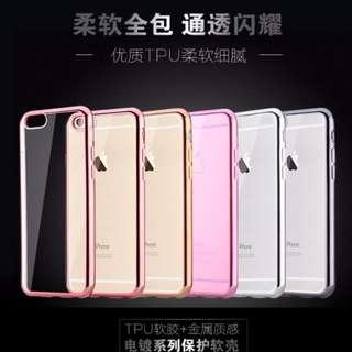 iPhone 6plus/6splus -soft TPU handphone case-brand new