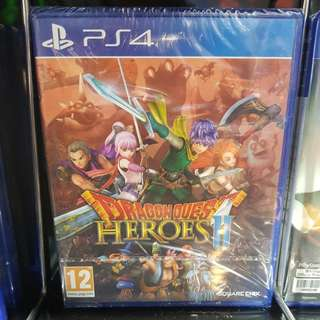 PS4 Game: Dragon Quest Heroes II
